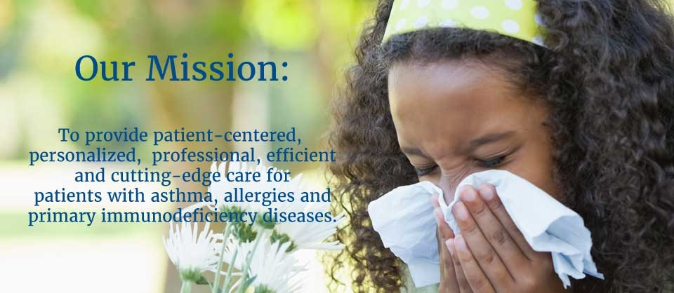 Mission Statement: Allergy, Asthma and Immunology Center